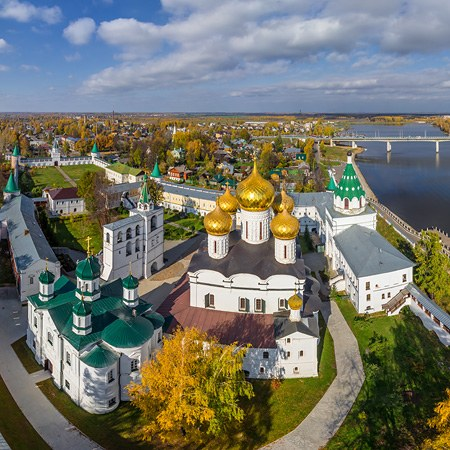 Golden Ring of Russia, Kostroma