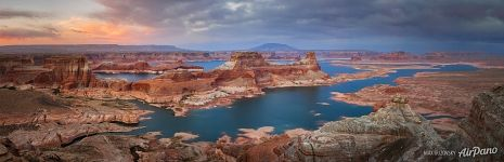 Alstrom Point, Lake Powell