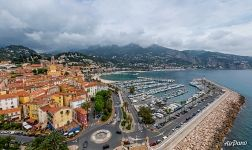 Port of Menton