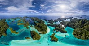 Wayag islands, Raja Ampat, Indonesia